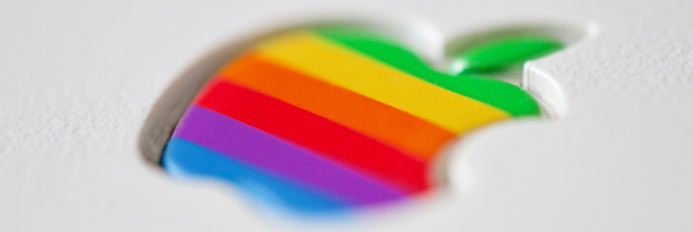 L'Aventure Apple Logo