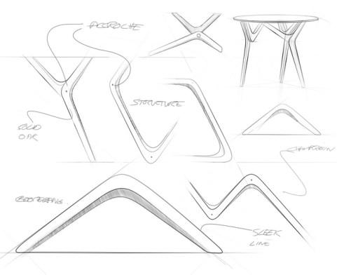 Boulon Blanc transforme votre interieur - Table basse transformable