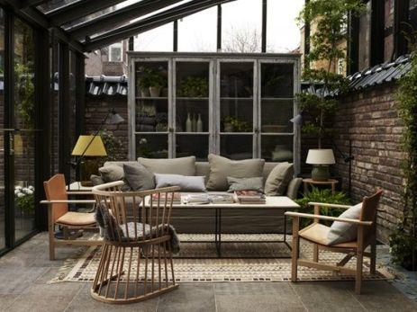Des Verandas Aux Allures De Jardin D Hiver Aventure Deco