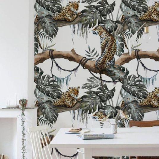 papier-peint-chambre-enfant-faune-jungle-decoration-jessica-venancio-aventure-deco