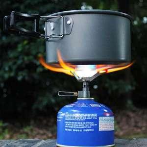 réchaud à gaz portable pour camping