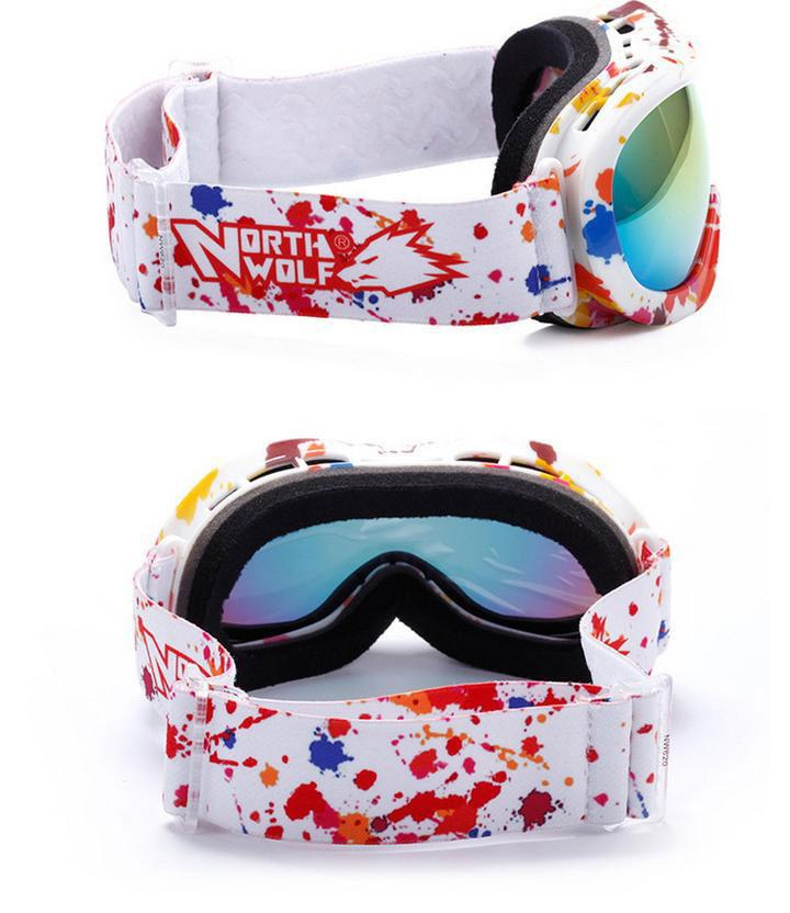 lunettes ski anti-buée