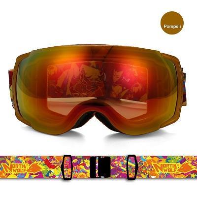 Lunettes de ski pompei