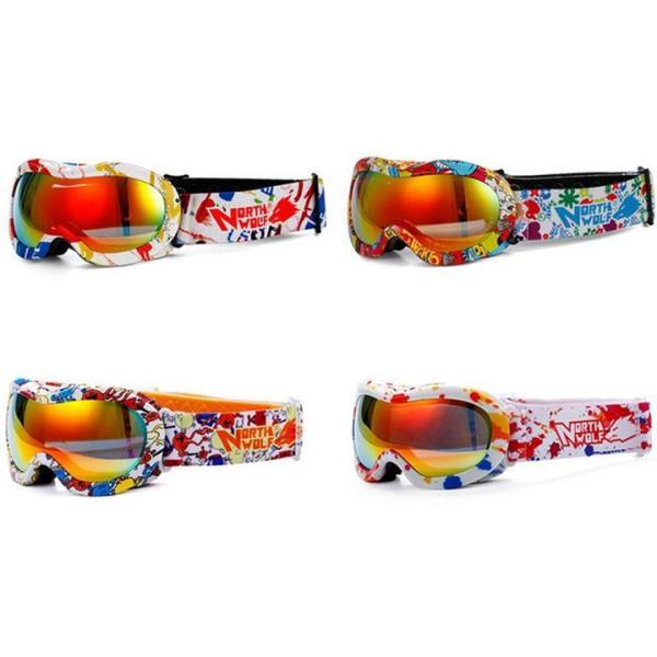 lunettes ski pour enfant