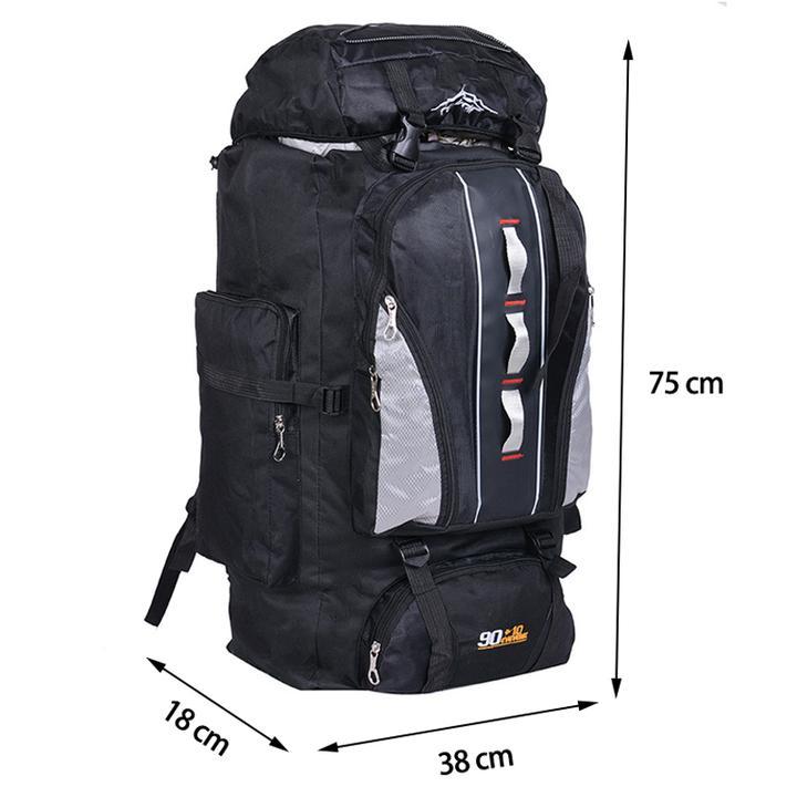 dimensions du sac