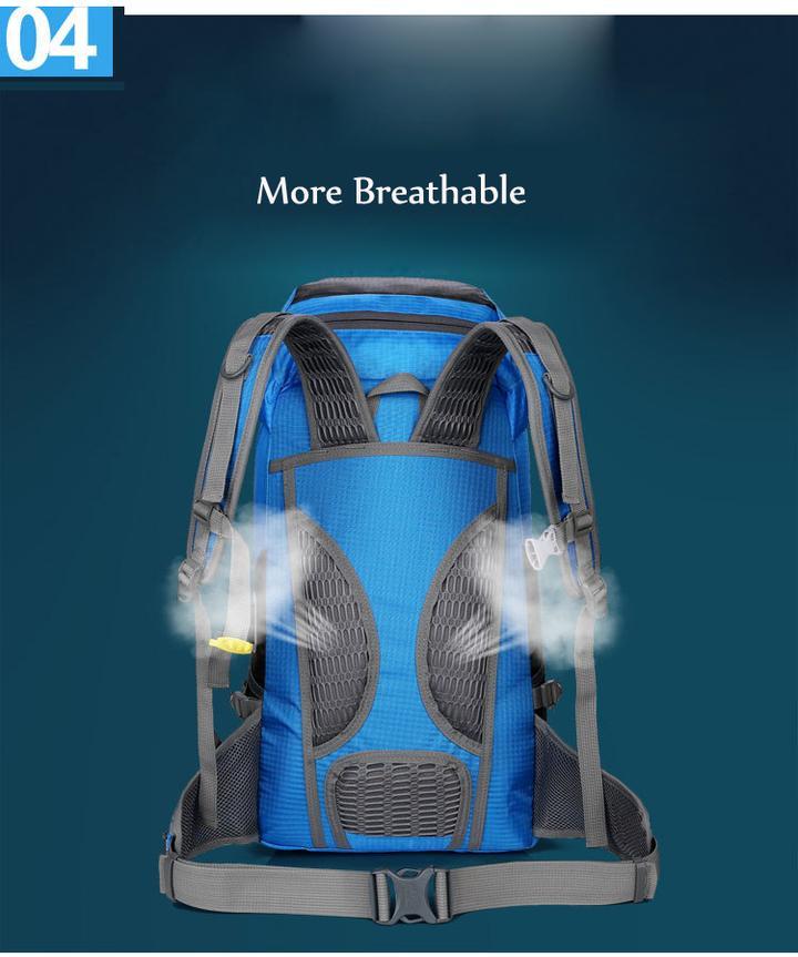 sac de voyage respirant