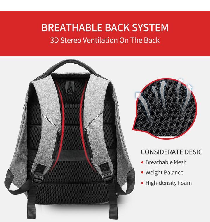 sac à dos respirant