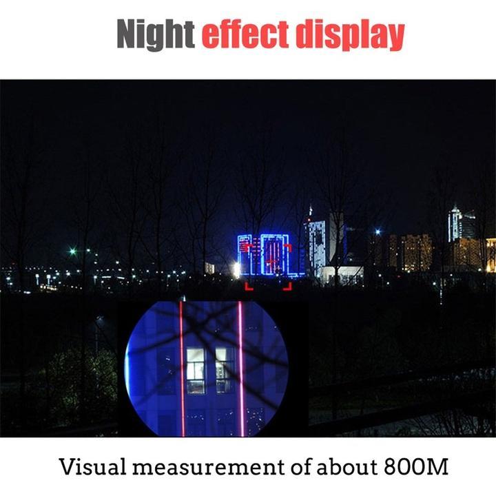 affichage effet de nuit
