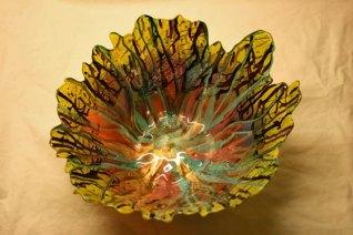 "Melrose, ""Rise"", 2012, ø 30 cm, hoog 15 cm."