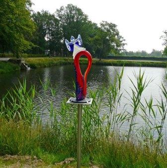 """De """"Dutch Cat"""" van Louis la Rooy maakt in het Park jacht op alles wat hem boeit, en dat is veel!"""