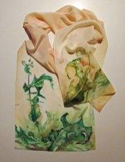 """Jadwiga Dziki-Gnyszka, """"Zijden shawl"""", nr. 042."""