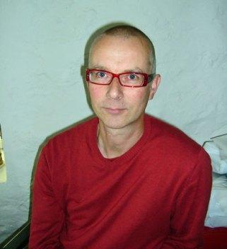 Bas Vlam, onze Nederlandse/Noorse kalligraf.