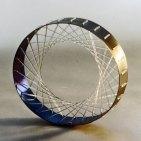 Marian Sturkenboom, Armband van titanium en elastisch nylon.