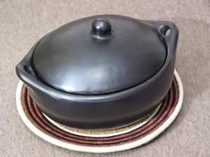 cocotte ovale typique de la Chamba