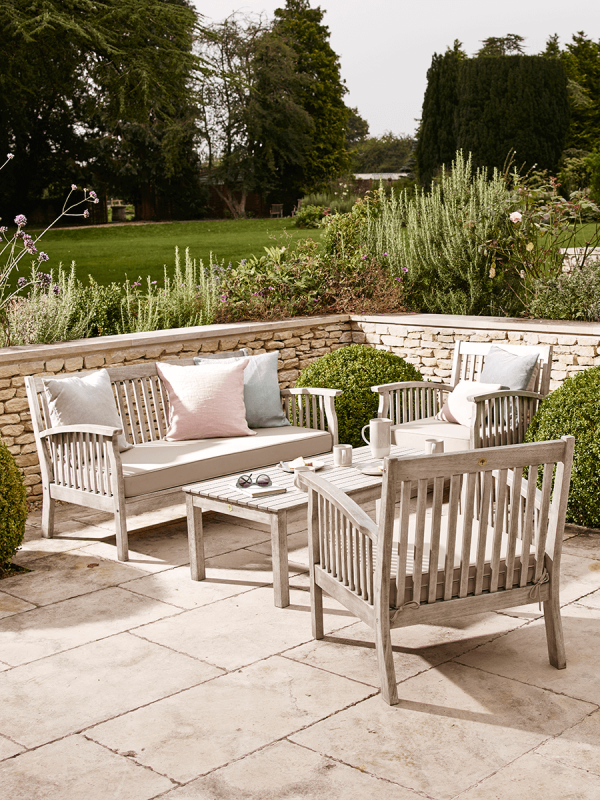 English Country Garden Furniture Trend  Why Yesterday Is