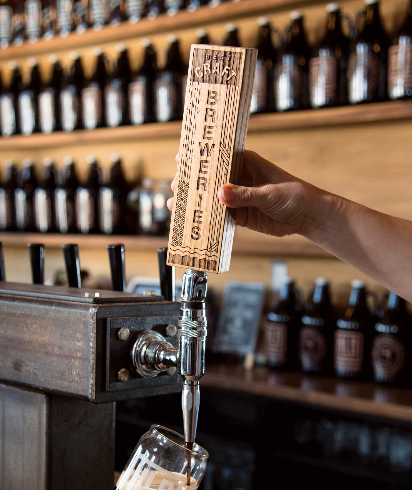 hight resolution of calgary s best craft breweries