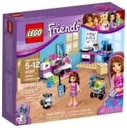 LEGO Friends 41319 pas cher  La camionnette  chocolat de la station de ski