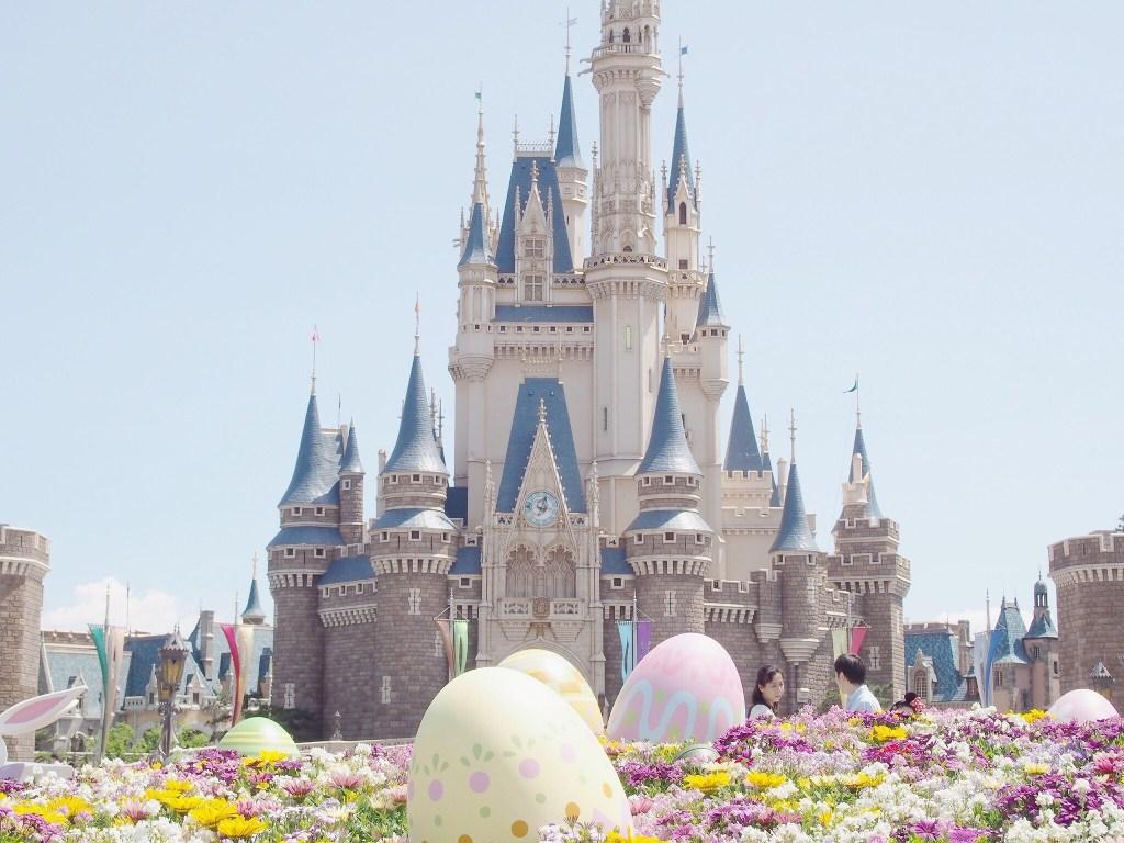 Easter at Tokyo Disneyland
