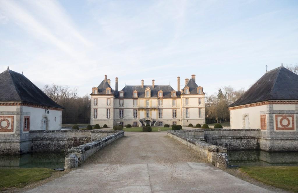 Une nuit dans le féérique Château de Bourron