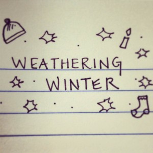 weathering winter