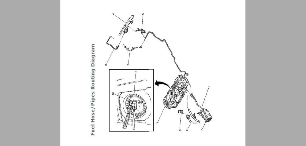 medium resolution of chevy hhr fuel filter