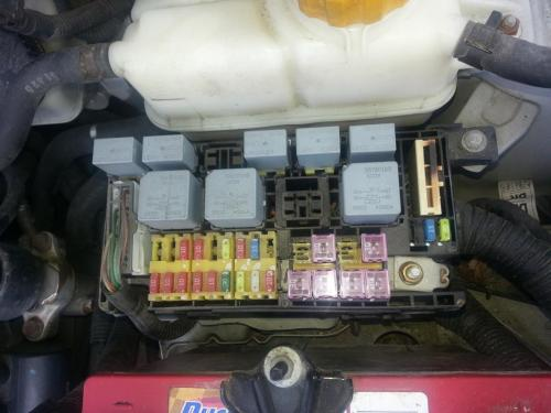 small resolution of chevy aveo fuse box problems