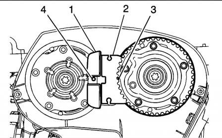 Trouble Lining Up Cam Gears 20011 Aveo