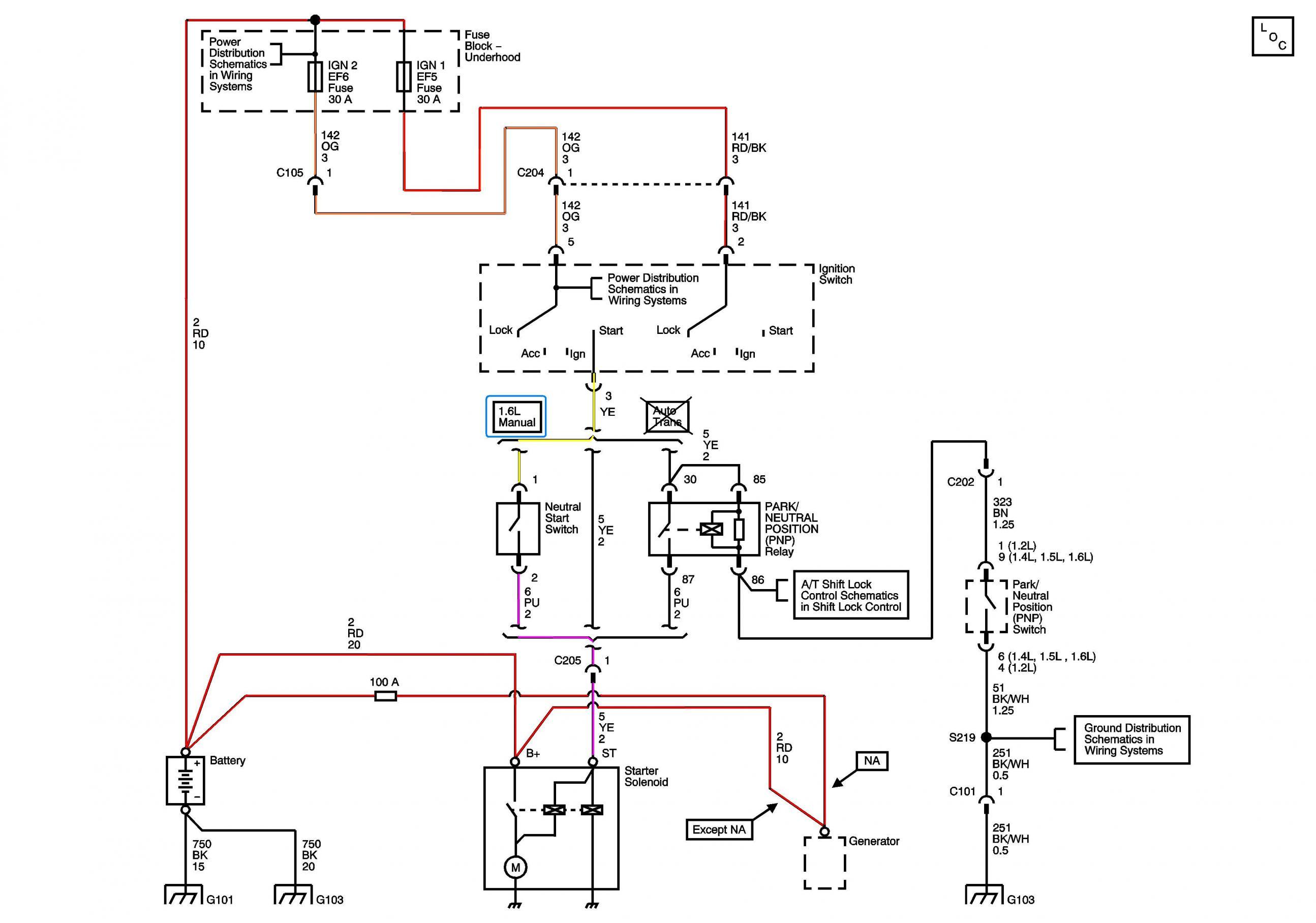 wiring diagram 09 chevy aveo