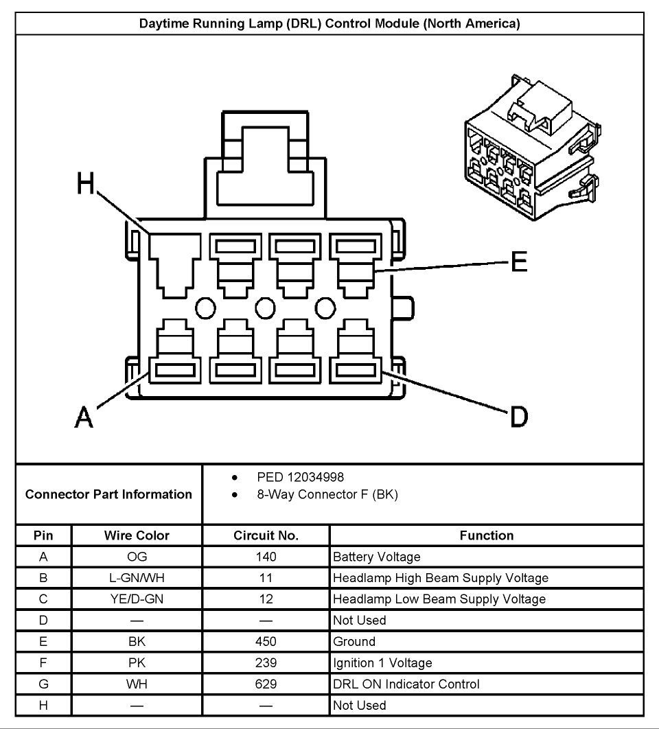 medium resolution of 2005 aveo master connector list and diagrams page 2 nissan altima 2005 fuse