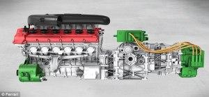 Farrari Combo Combustion-Electric