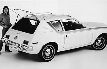 """1970 Gremlin.  Fastback or 'no back"""""""
