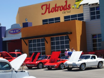 Hot Rods and Vette!!!