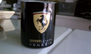 I'm guessing that is true..even I have a Ferrari Mug!!!!