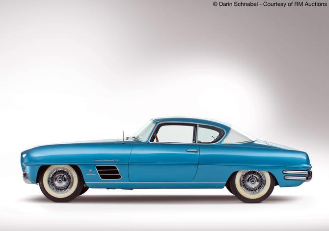 Ghia Dodge Firearrow II Sports Coupe 1954