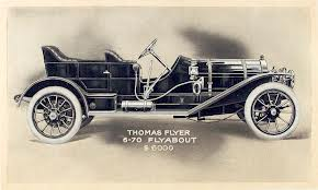 Car that won the first New  York to Paris race
