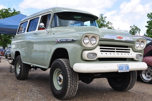 '59Chevy Apache CarryAll