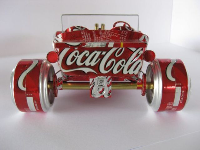 Coke Hot Rod