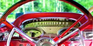 1959 Edsel Dash