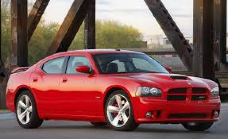 2010 Dodge Charger - not a great looking car.