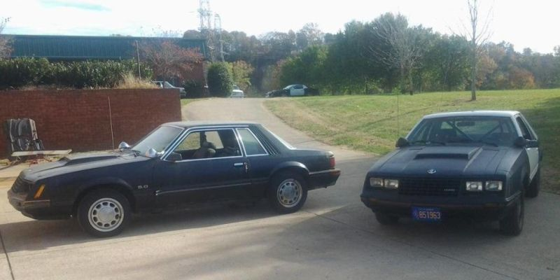 Fox body cop cars!!!