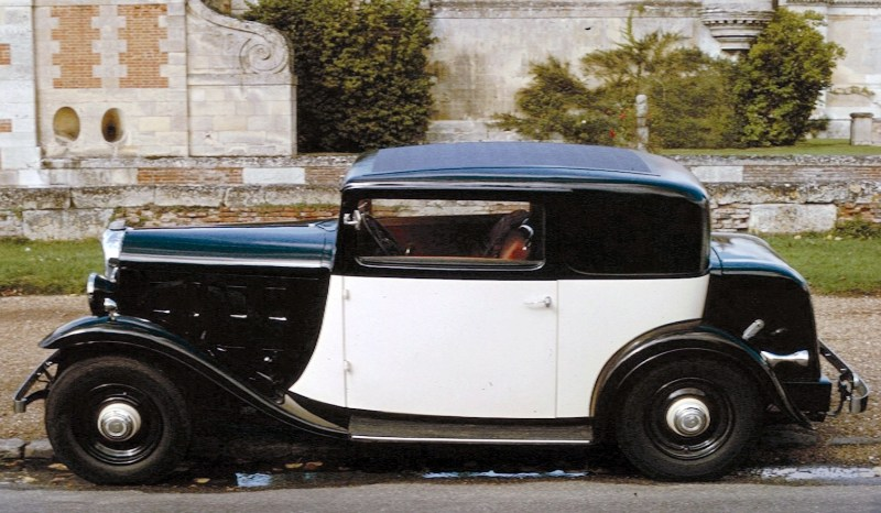 1933 Citroen Rosalie - What a beautiful car!!!