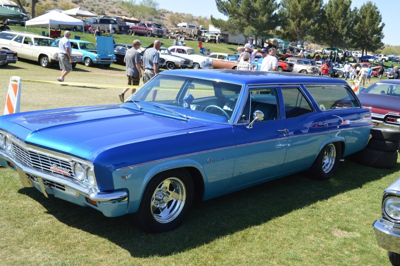 Another 1966 Chevy Wagon.