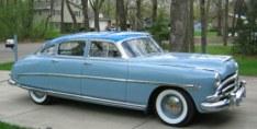 '53 Hudson Hornet