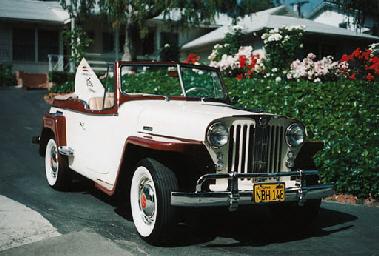 1948 Jeepster Phatheon