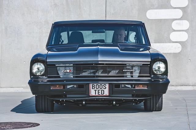 Marcus Walther's 1966 Chevy II Nova