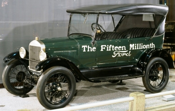 The 15 Millionth Model T!!!