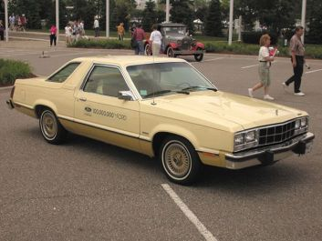 Triple F (Ford Fairmont Futura)