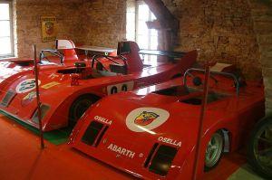 Abarth Race Car