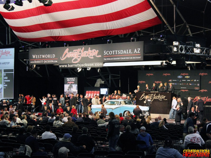 Its Car Auction Season Barrett Jackson Car Show Westworld Of - Westworld scottsdale car show