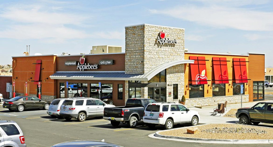 Applebees - Laredo, TX - Restaurant - Construction Project Management by Aver Contracting